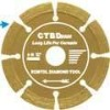Hi-segmented Small Diamond Blade for Long Life Cutting Ceramic Tile--CTBD