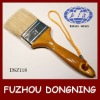 High Quality Paint Brushes With Wooden Handle No.DSZ118