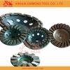 High efficiency diamond grinding cup wheel, grinding stone