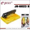 JK-6023B, park home (CR-V 24in1 screwdriver set),CE Certification