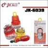 JK-6039 CR-V,bicycle tool kit (screwdriver),CE Certification