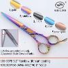 Japanese steel barber scissors 106-55PB
