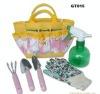Kids outdoor garden tool set