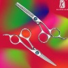LX942B - Convex Hair Thinner Made Of 440C Stainless Steel