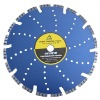 Laser Welded Diamond Disc Blades For Cutting Concrete