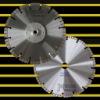 Laser turbo saw blade: 230mm saw blade