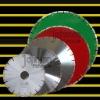 Laser welded saw blade: silent saw blade