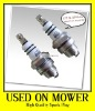 Lawn Mower Spark Plugs L7T Match With NGK BPM6A
