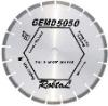 Lsaer welded segmented diamond cutting blade --GEMD