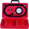 Lubricating oil pressure gauge