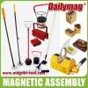 Magnetic assembly, Magnetic assemblies