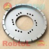 Metal Bond Diamond Squaring Cup Wheels -- CTDS