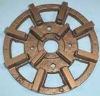 Metal bonding diamong grinding disc for stone--STBN