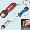 Mini Pocket torch with keyring and screwdriver