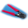 Network cable hand crimping tool