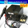 New arrived product UF-909 Hot air guns desoldering recorder power three-in-one