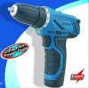 New ergonomic design Cordless Drill Lithium-ion battery /direct current
