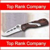 New style stainless steel pocket knife