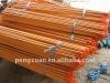 PVC Coated Wooden Broom Handle