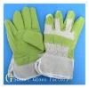 PVC impregnate gerden gloves