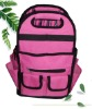 Pink multi-function tool bag GE-5004