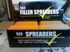 Plastic Filler/ Glaze Spreaders