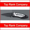 Pocket Knife With Aluminum Handle