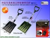 Portable telescopic snow shovel G801S
