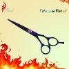 Professional Purple Titanium Plated Hairdresser Shears