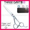 "Professional Semi Crane Handle Barber Cutting Scissors 6.0"""