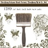 Purdy brush,no.1289