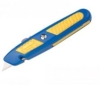 Quick release utility knife with blade box