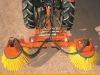 Rear Mounted Twin Sweeper