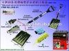 Removable & telescopic car snow shovel set tools G801-SY