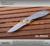 S/S folding pocket knife