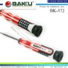 S2 steel Screwdriver BK-372 for any mobile phone T2 ,T3,T4,T5,T6,T7,T8 +1.5,+1.8,+2.0 -1.5 Round:1.0 Y2.0