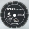 (STAE)Laser welded segment-turbo small diamond saw blade for granite