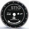 (STTG)4''dia105mm Turbo Small diamond blade for fast cutting granite