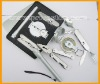 SW-017 3CR13 Stainless steel camping tool set