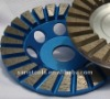 Sang diamond grinding cup wheel for marble and granite surface,corners,edges and angles