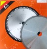 Saw Blade For Aluminum And Organic Glass