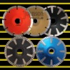 Saw blade:125mm concave saw blade