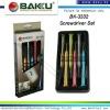 Screwdriver set BK 3332