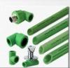 Seamless plastic pipe