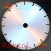 Segmented Small Diamond Blade for Fast Cutting Hard and Dense Material -- GEHD