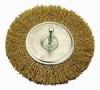 Shaft-Mounted Circular Brush