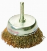 Shaft-Mounted Cup Brush