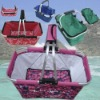 Shopping Basket With 600D Polyester