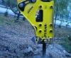Side Type Hydraulic Hammer Breaker