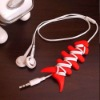 Silicone Fish Earphone Cord Winder